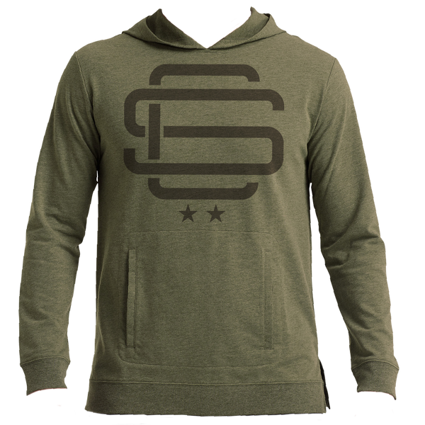Icon Lightweight Hood Green