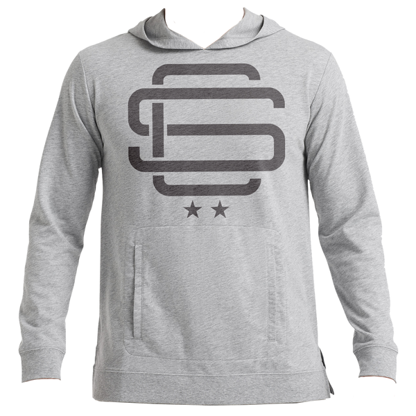 Icon Lightweight Hood Grey