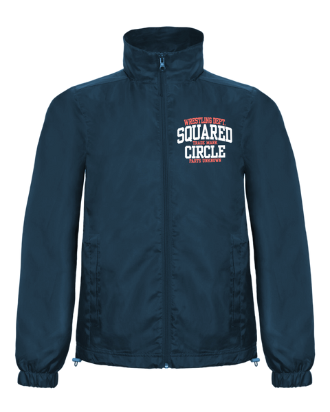 SqC Wrestling Dept Windbreaker