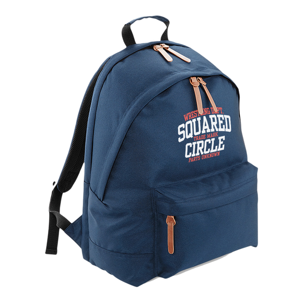 SqC W.Dept Navy Backpack