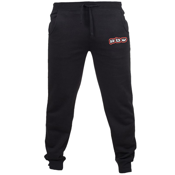 PBW Red Logo Sweatpants