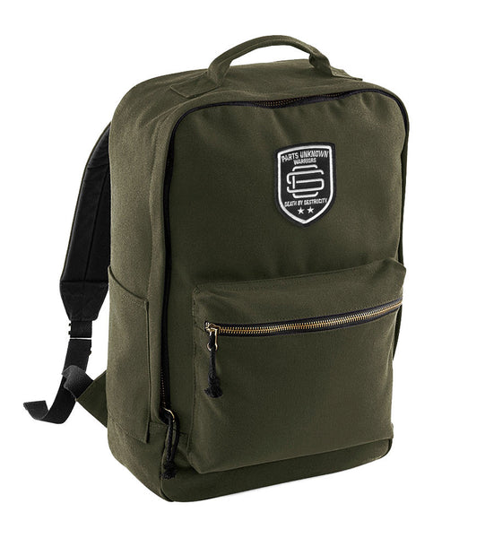 PU Army Backpack