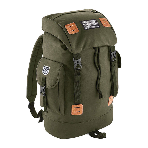 PU Explorer Backpack