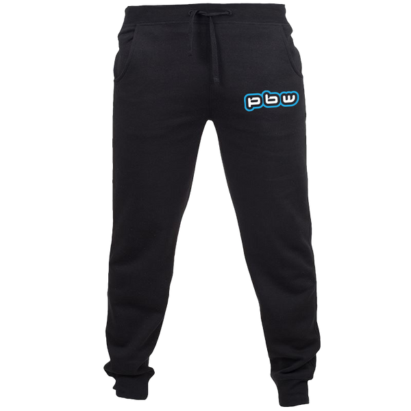 PBW Blue Logo Sweatpants