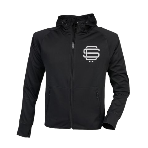 Hooded Training Jacket