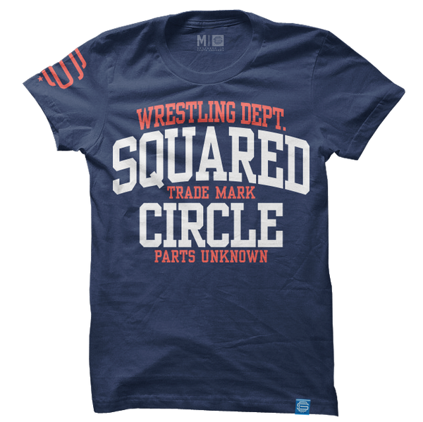 SqC Wrestling Dept Shirt