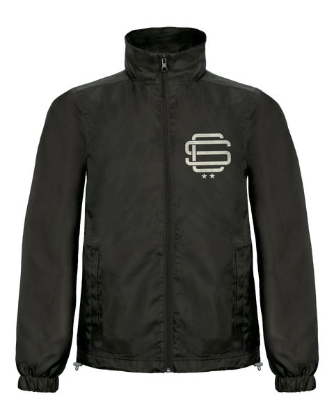 Squared Circle Windbreaker
