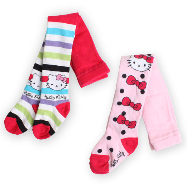 Retail 2PCS/lot 2016 New Children Clothing Combed Cotton Kids Girls Tights