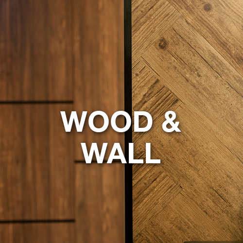 Wood and Wall