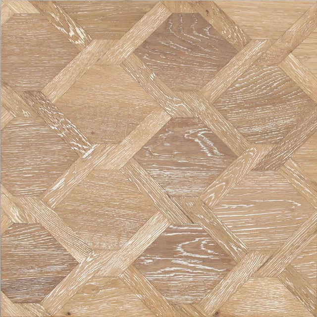 Knotted Fences - Parquet Floor