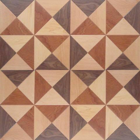 Brown Mill - Parquet Floor