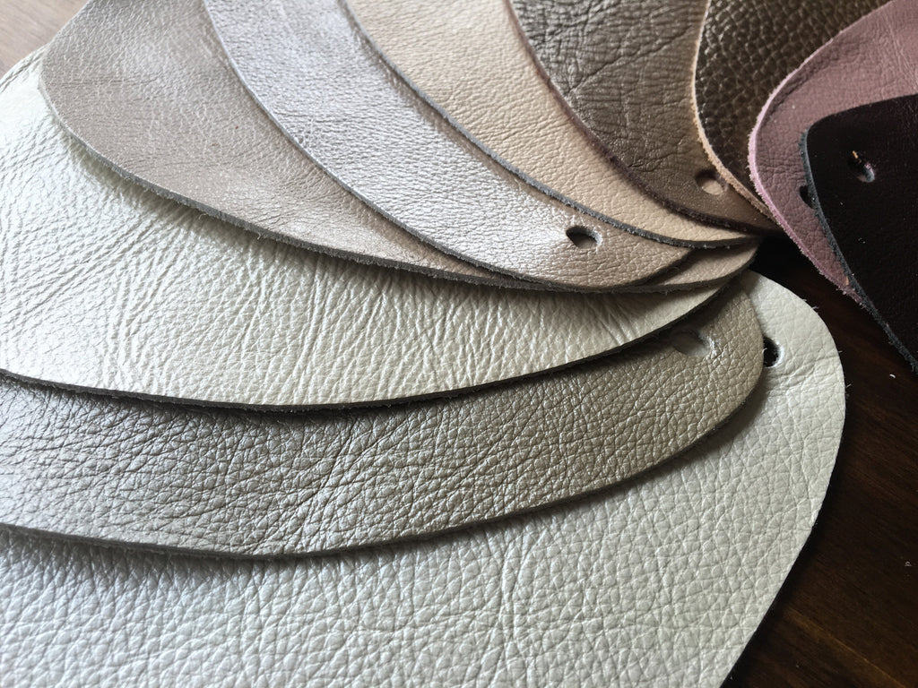 Upholstery Raw Material - Leather 1