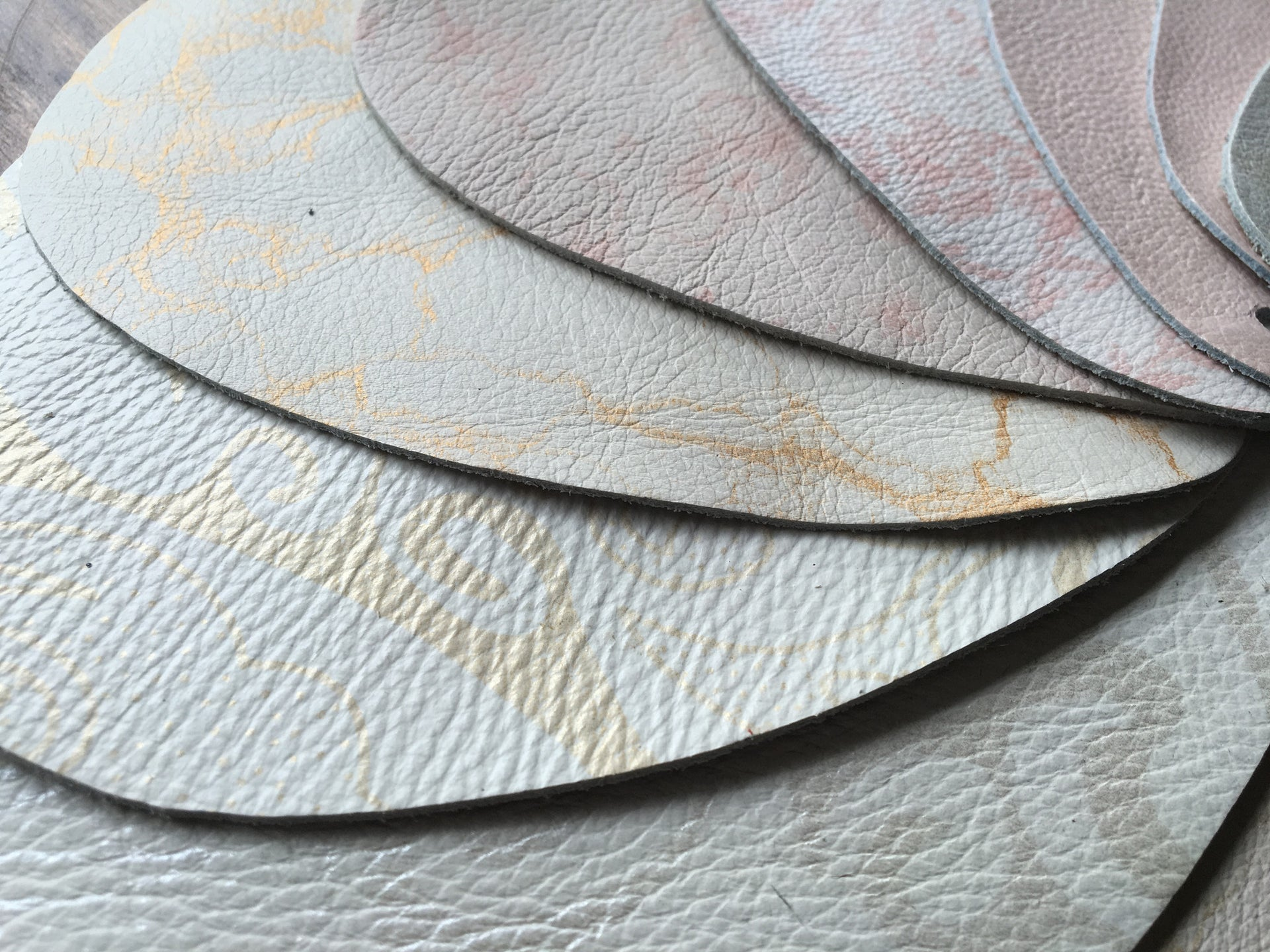 Upholstery Raw Material - Leather 2