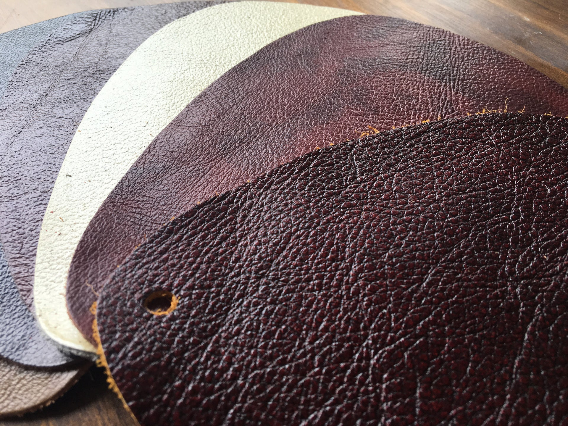Upholstery Raw Material - Leather 4