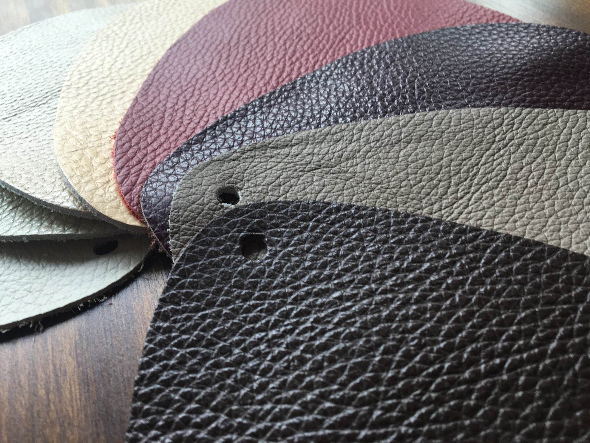 Upholstery Raw Material - Leather 5