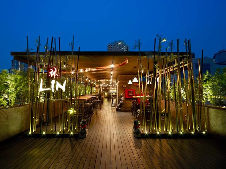 Commercial - Lin Rooftop Bar