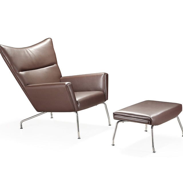 Lounge Chair 1 - Metal Legs