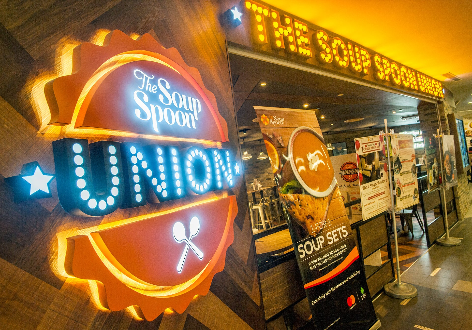Soup Spoon Union Nex
