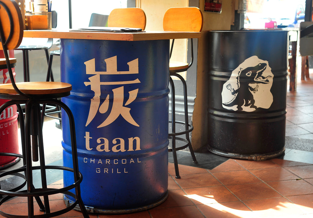 Commercial - Taan Grill