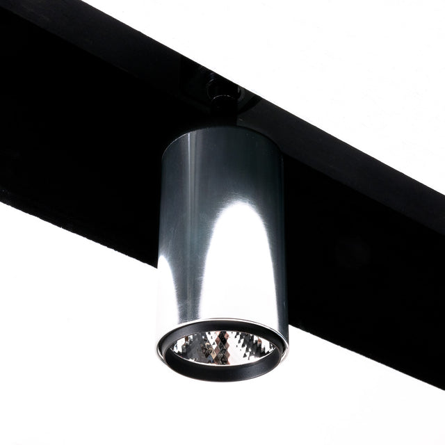 LED Tracklight in Silver