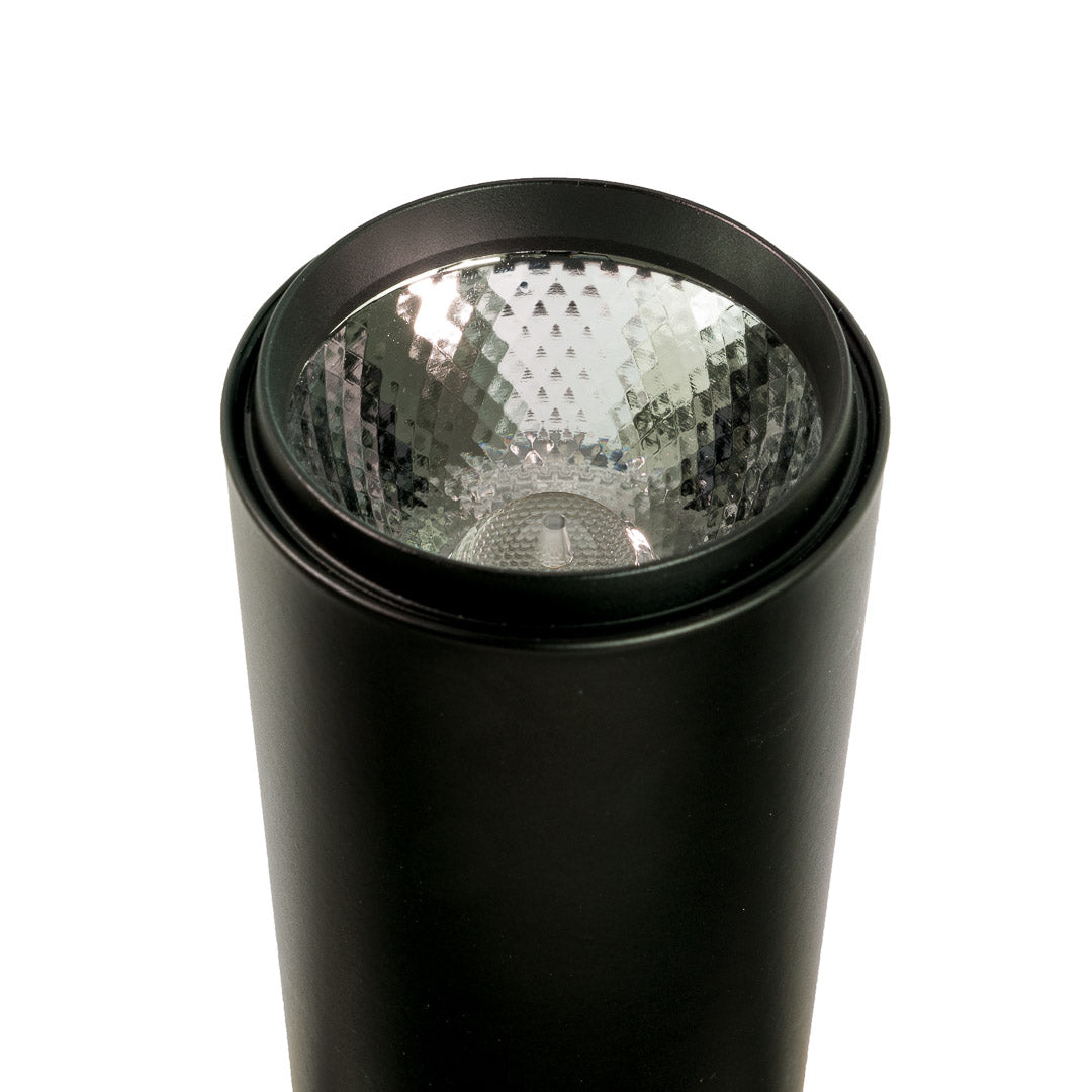LED Tracklight in Black