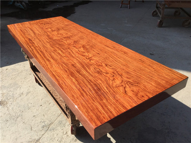 Wood Slab - Barracuda Large Plate