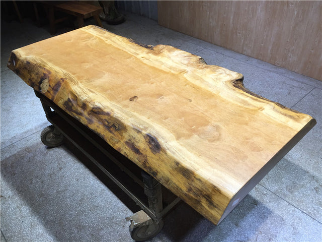 Wood Slab - Huanghua Pear