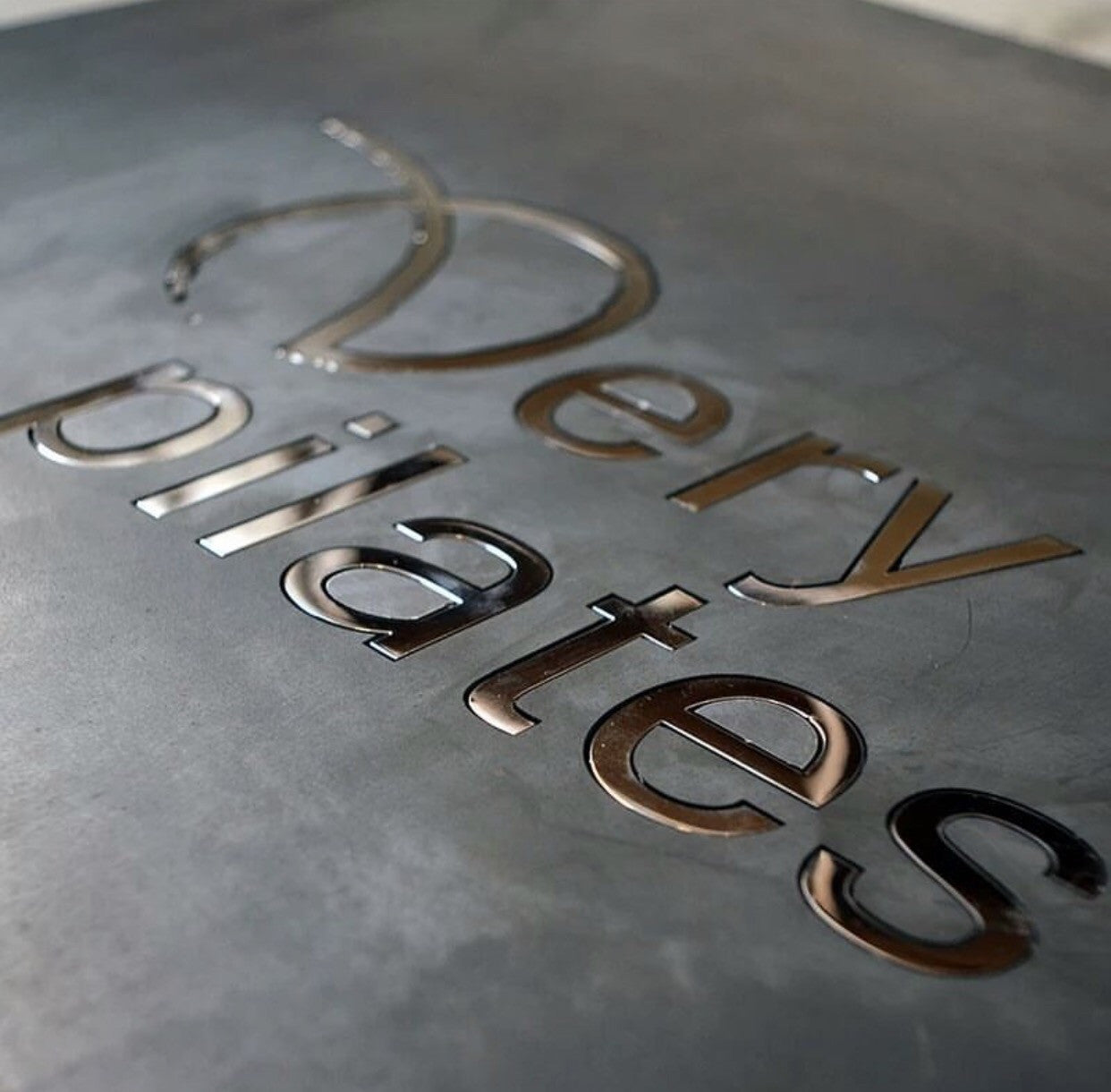 Signage - Personalised Engraved Metallic Name Plates