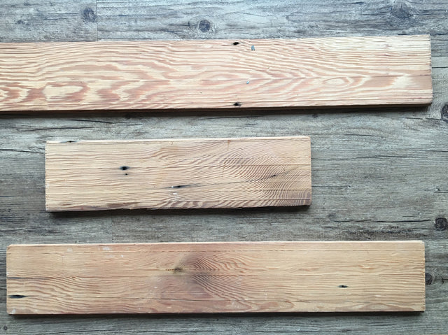 Wood Planks - Zebrasand