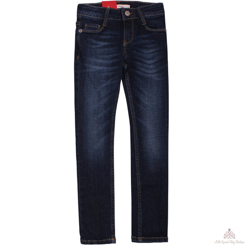 Levi's Girls Supper Skinny Jeans Dark Blue 711NM22527