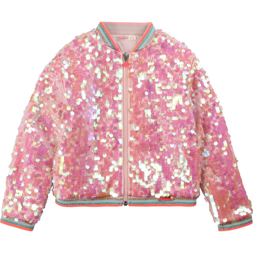 Billie Blush Jacket