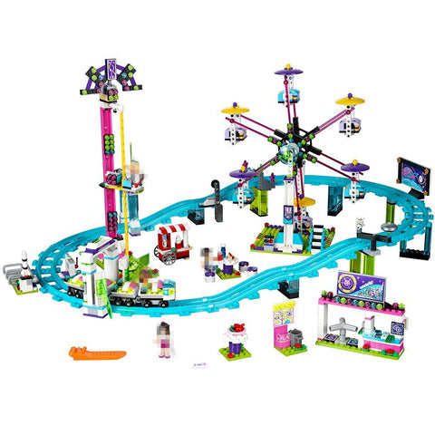 BELA 10563--Amusement Park Roller Coaster - LOL Toys