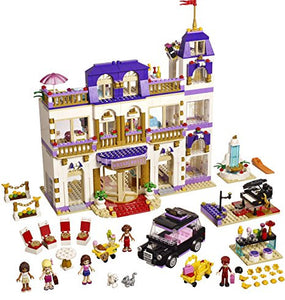 BELA 10547-- Heartlake Grand Hotel - LOL Toys