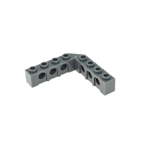 Technic Brick 5 x 5 Right Angle (1 x 4 - 1 x 4) 32555