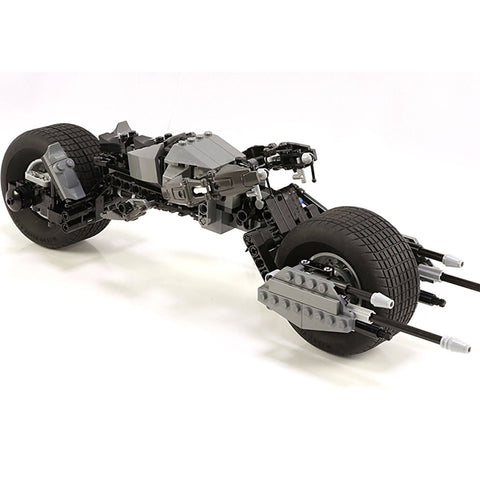 DECOOL 7115 -- LIMITED EDITION BAT-POD - LOL Toys