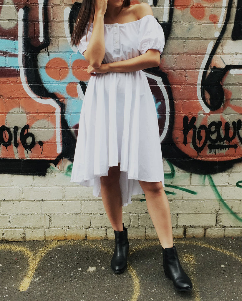 The Wonderer Dress - hellolouise
