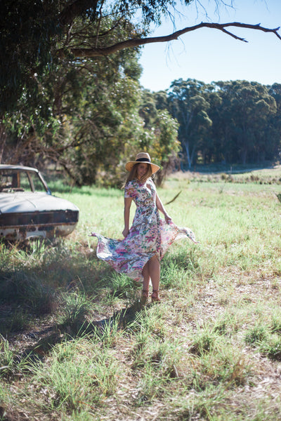 modest fashion australia maxi dress boho dress perth sydney sexy wedding event hens bridesmaid