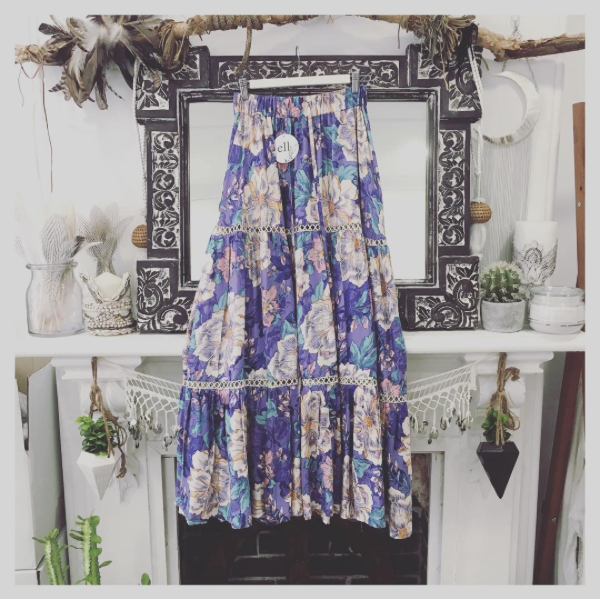 Lilac Skirt - Limited stock. - hellolouise