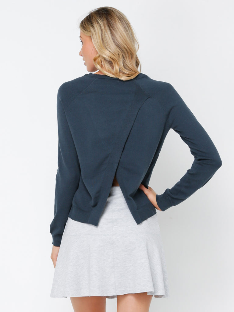 Starbury Crossback Knit - hellolouise