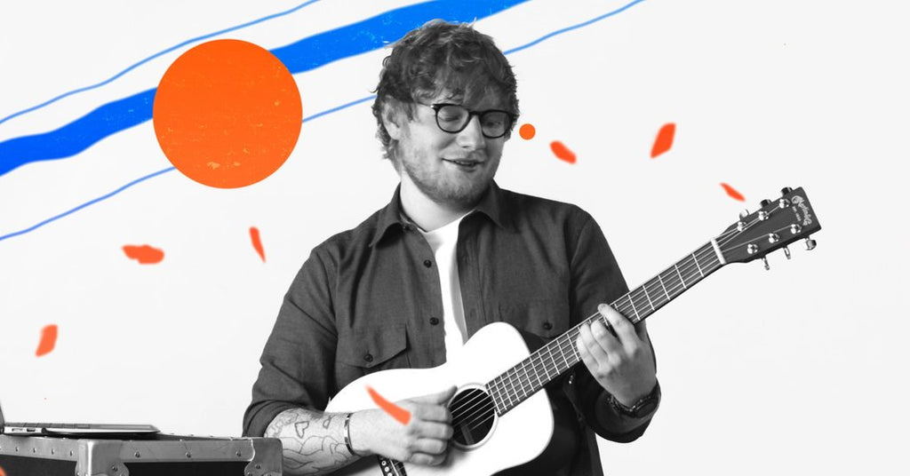 'Shape of You': How Ed Sheeran Made 2017's Biggest Track