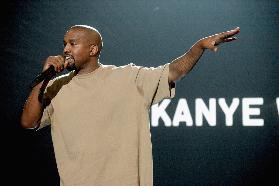 Kanye, deconstructed: The human voice as the ultimate instrument.