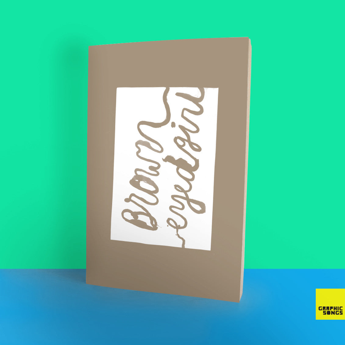 Brown Eyed Girl { Music-Inspired Graphic Notebook }
