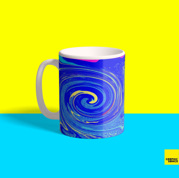 Byegone by Rohit { Premium Music-Inspired Graphic Print Mug }