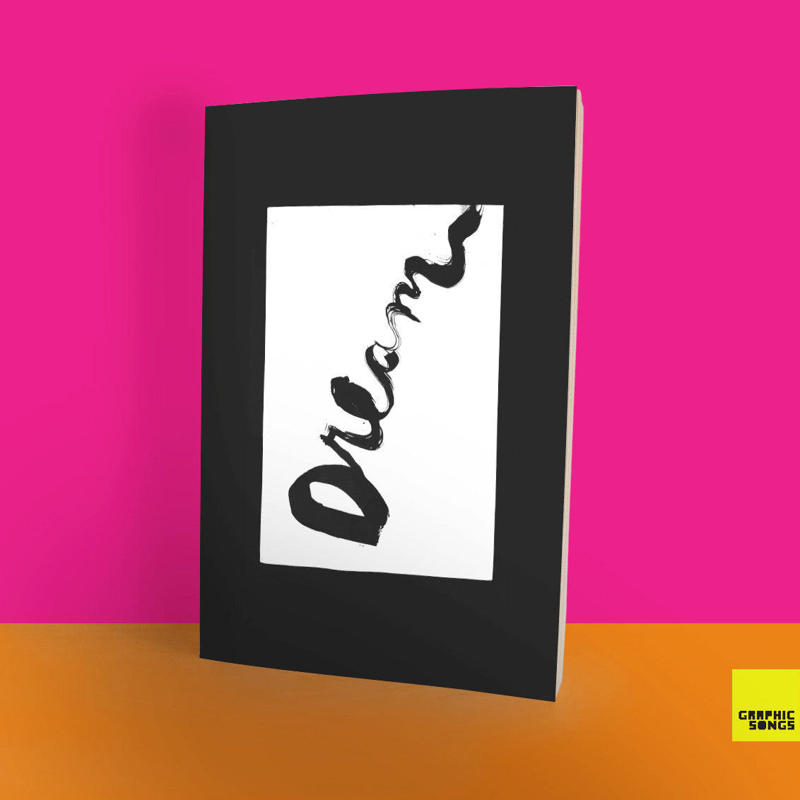 Dream { Music-Inspired Graphic Notebook }