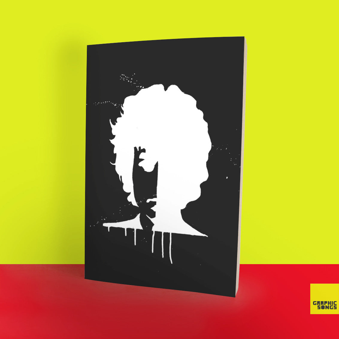 Dylan { Music-Inspired Graphic Notebook }