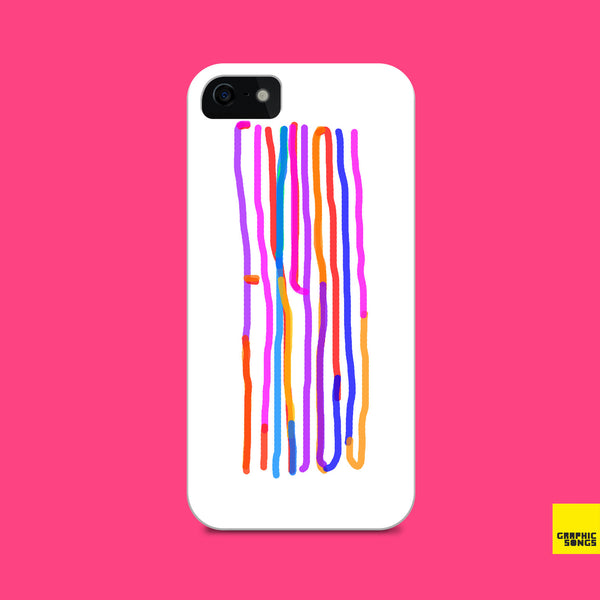 Fix You { Premium Music-Inspired Graphic Print Phone Case }