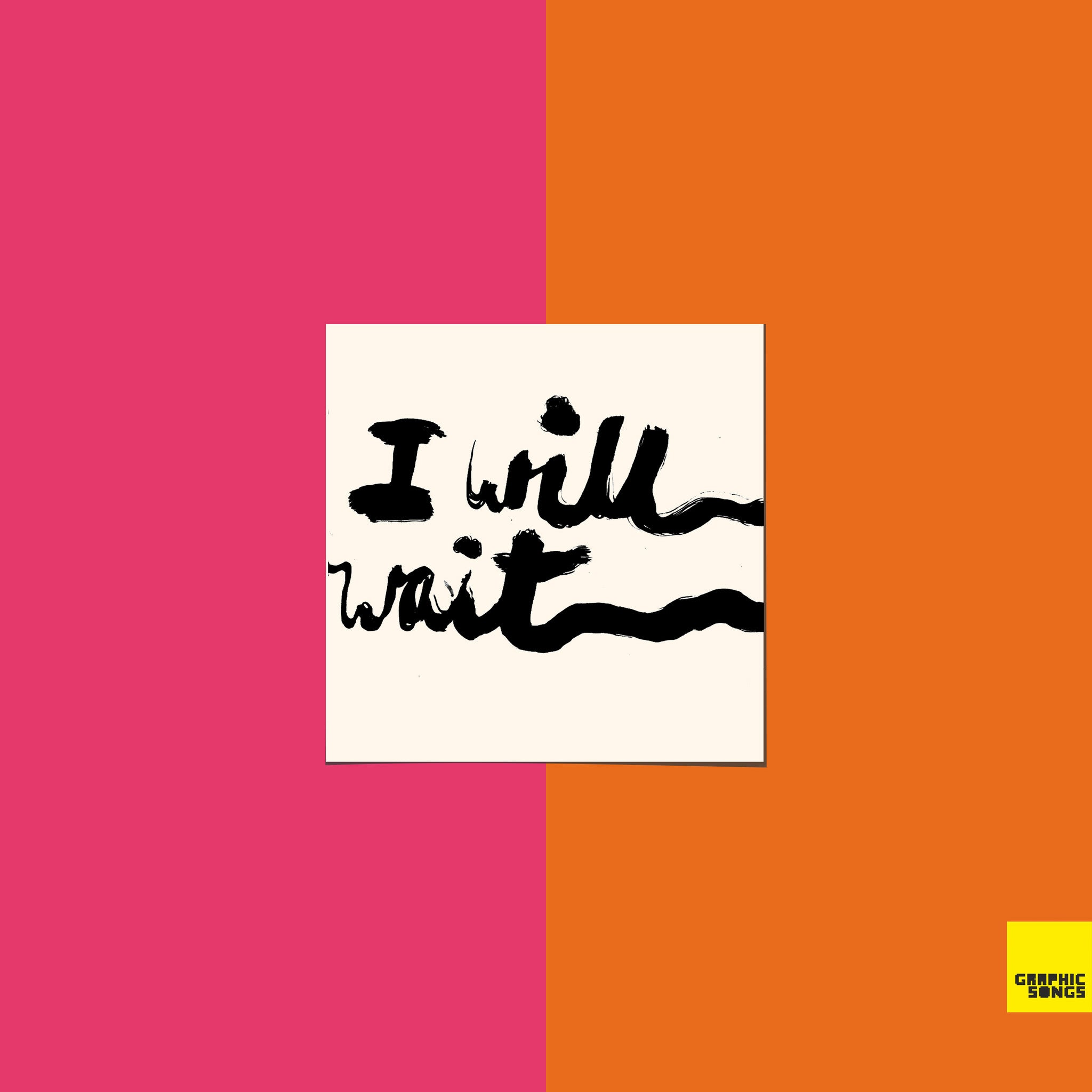 I Will Wait { Temporary Music Tattoo | Set of 5 }