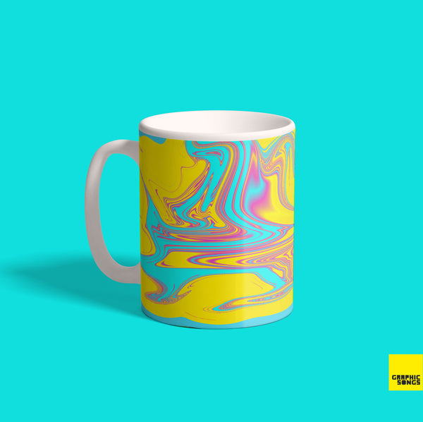 Imagine by Pranav { Premium Voice-Inspired Graphic Print Mug }