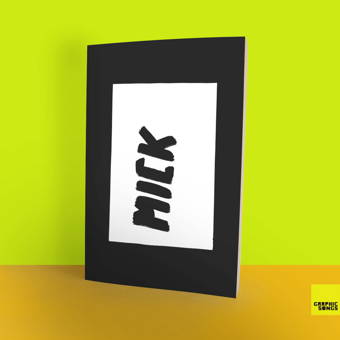 MICK { Music-Inspired Graphic Notebook }