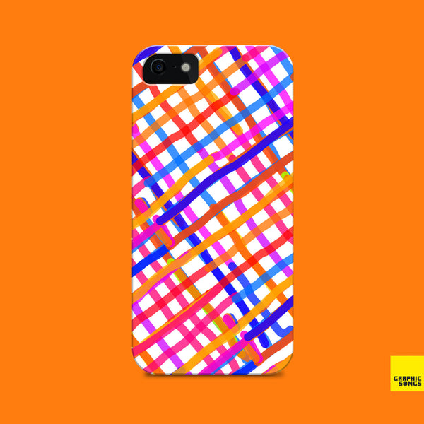 Rainbow { Premium Music-Inspired Graphic Print Phone Case }